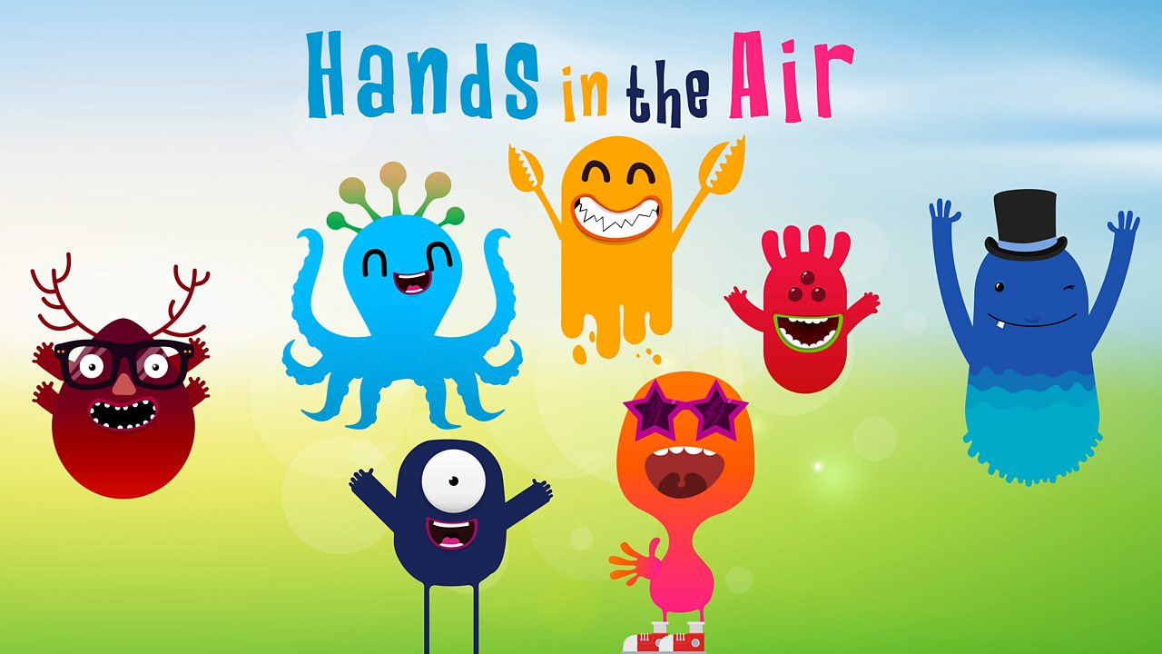Hands in the Air lyrics and lesson plans