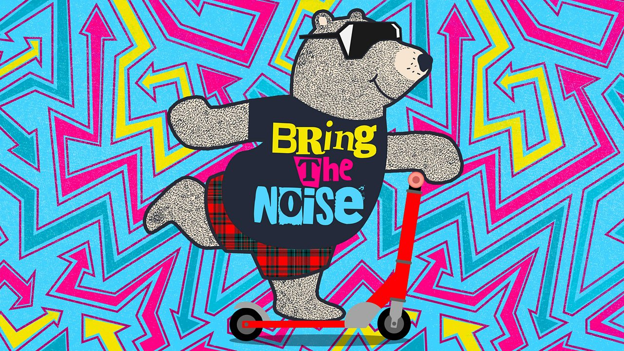 Bring the Noise lyrics and lesson plans