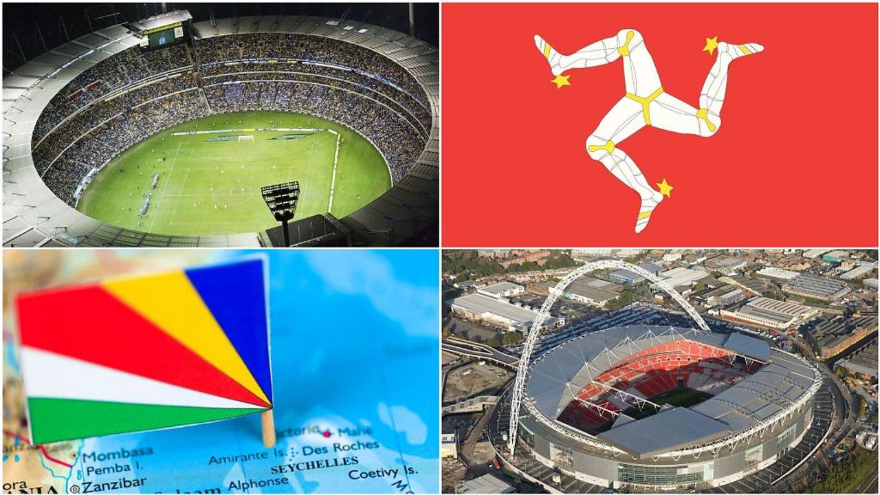 The Stadium v Population Quiz