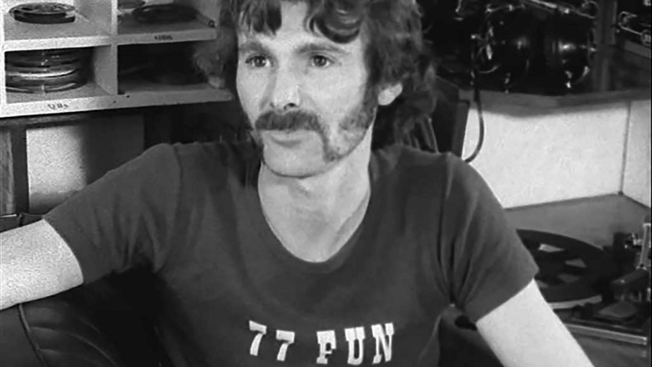 Shed radio DJ, 1974