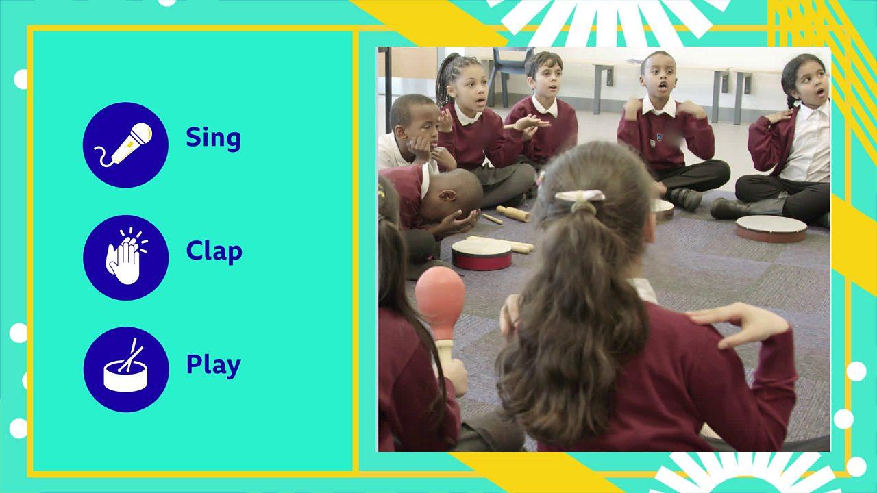 Teacher techniques - Teaching rhythms