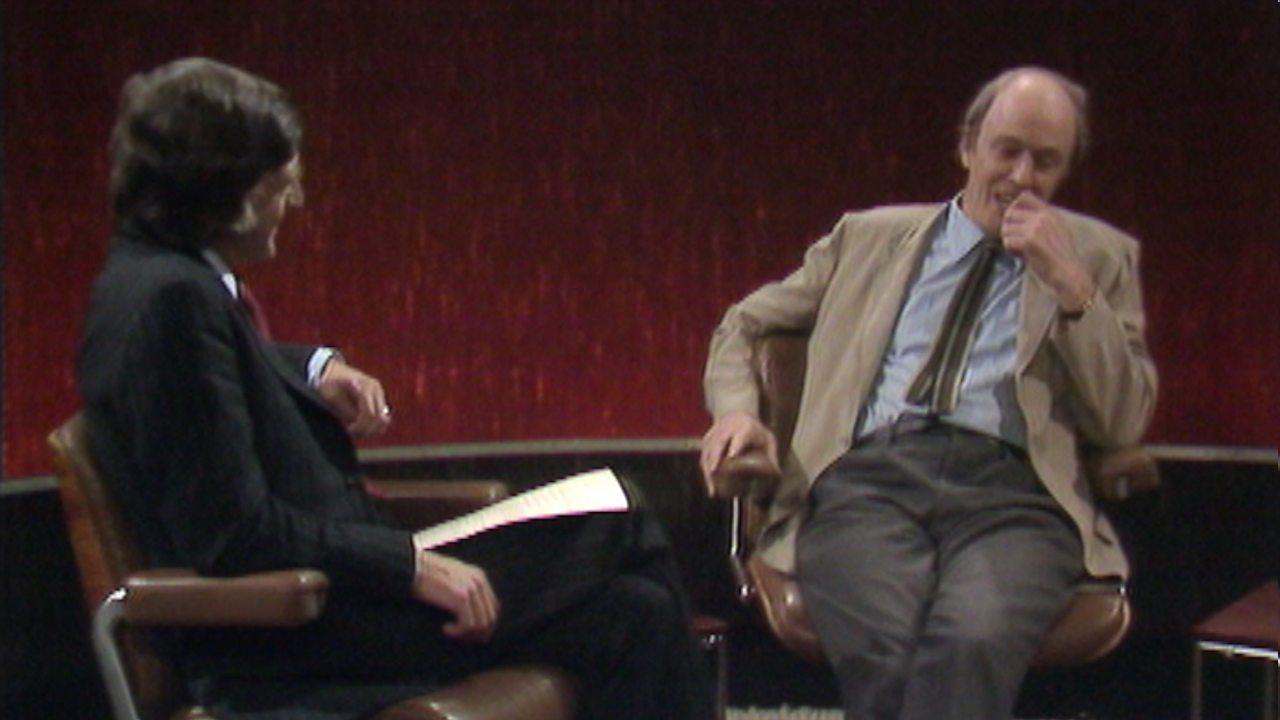 Why Roald Dahl began writing, 1978