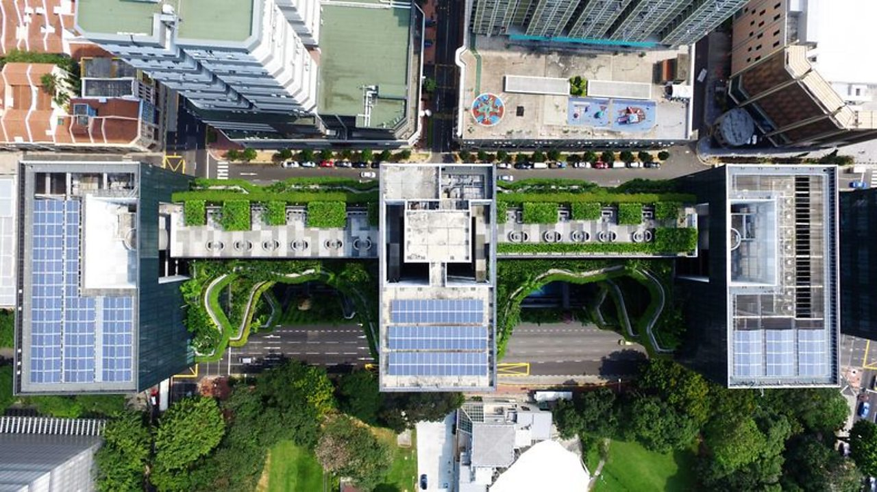 How do you make a city sustainable?