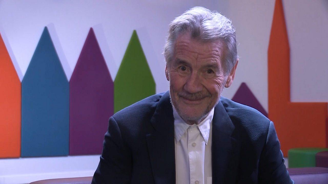Roald Dahl's 'Charlie and the Chocolate Factory' read by Sir Michael Palin