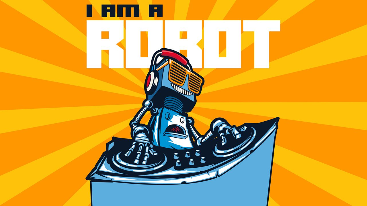 I am a Robot lyrics and lesson plans