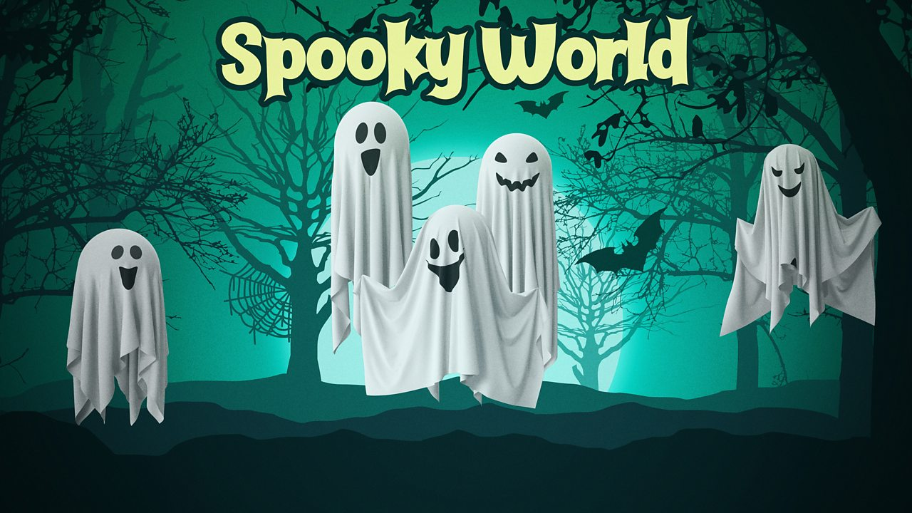 Spooky World lyrics and lesson plans