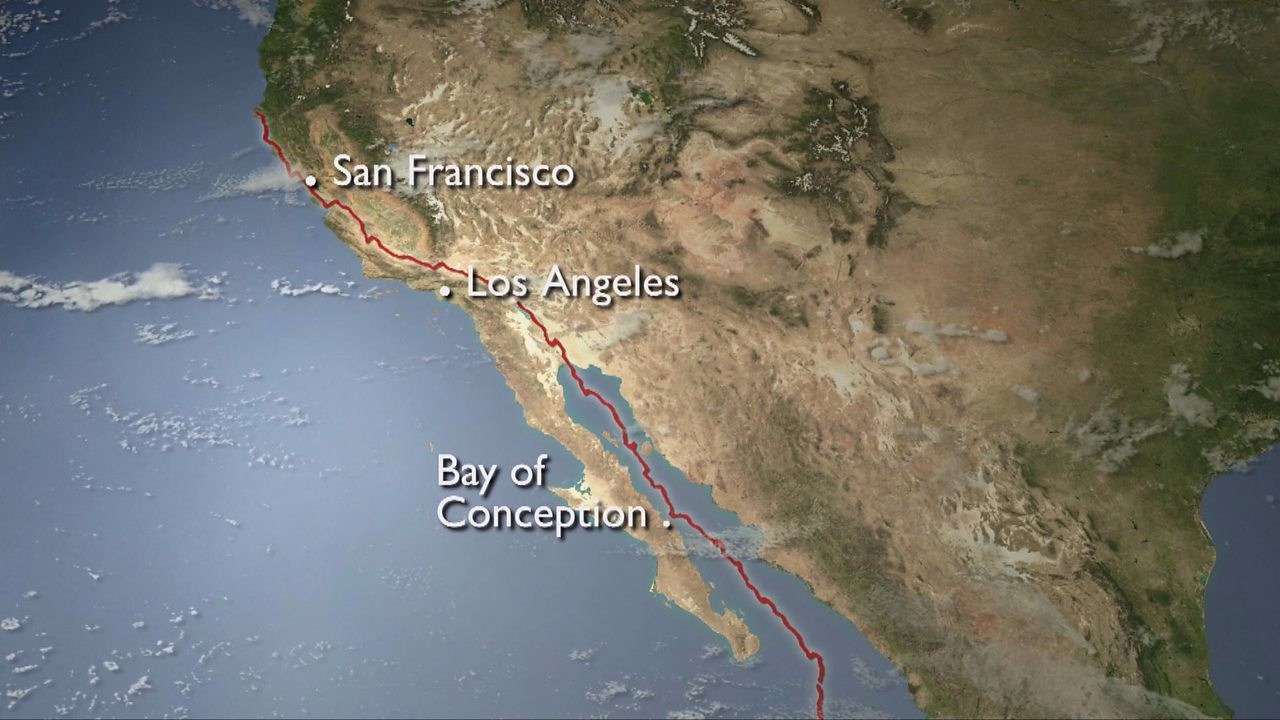 The continued impact of plate tectonics on our oceans
