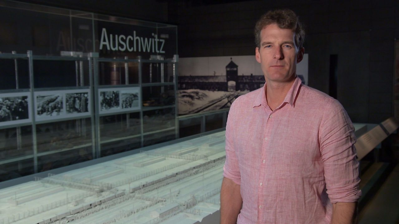 How did Auschwitz expand?