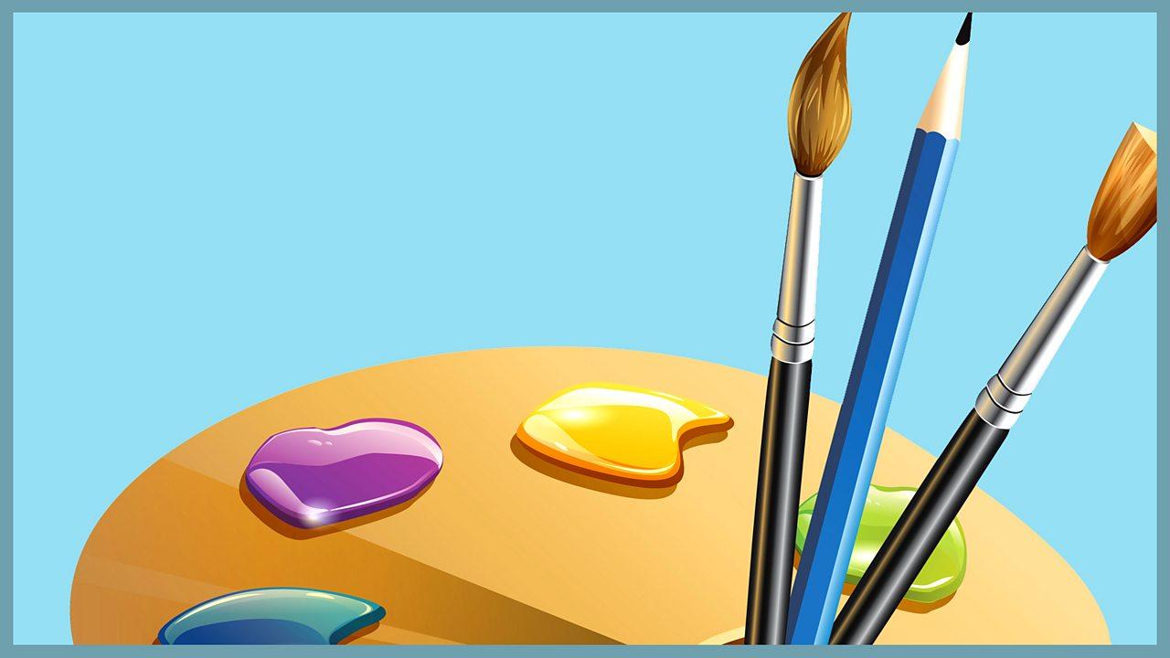 Brilliant brushes and magic marks