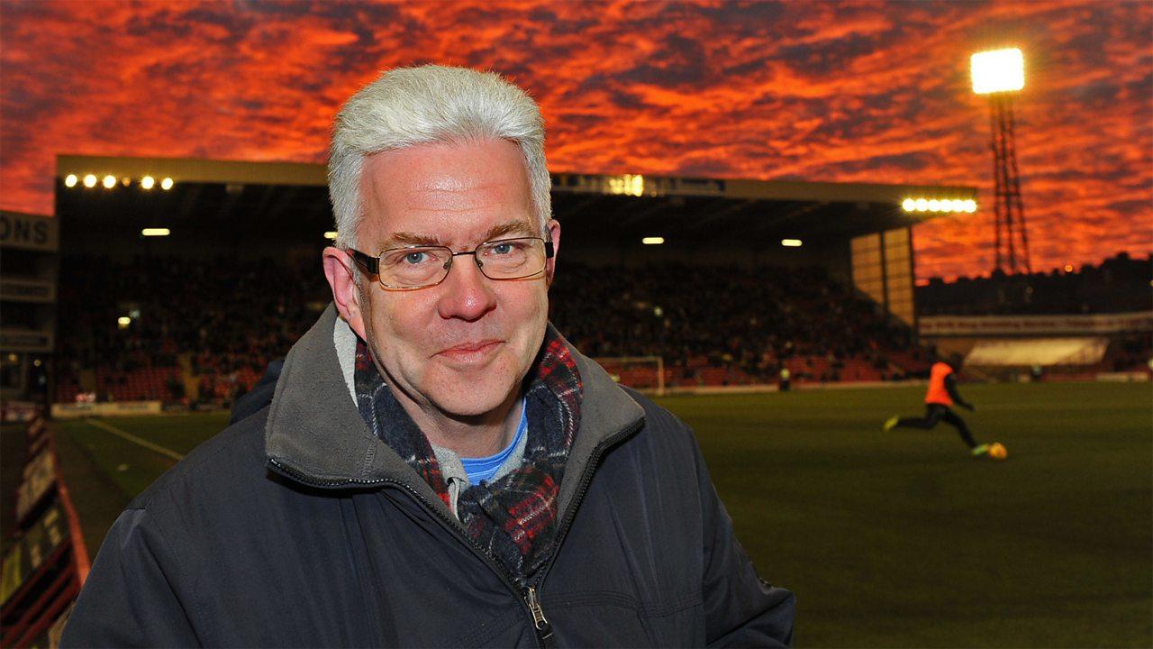 Ian McMillan at Barnsley FC