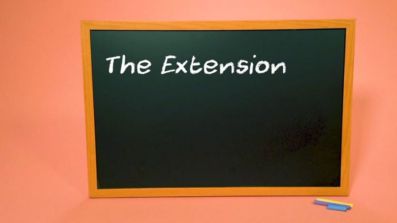 Problem 4 - The Extension