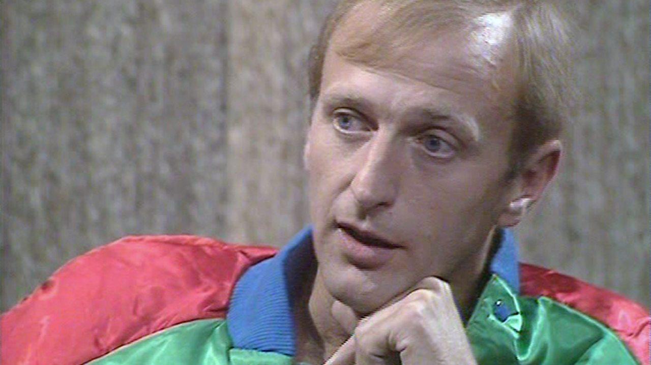 Graham Chapman interview, 1980