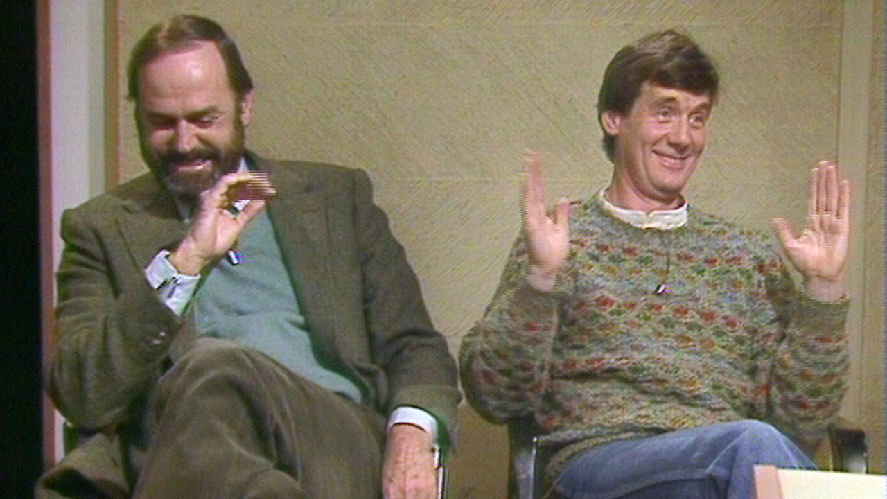 Cleese and Palin on The Meaning of Life, 1982