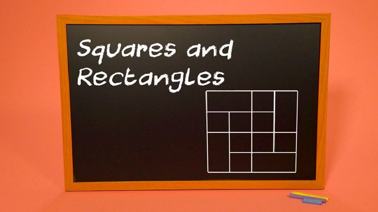 Problem 5 - Squares and Rectangles