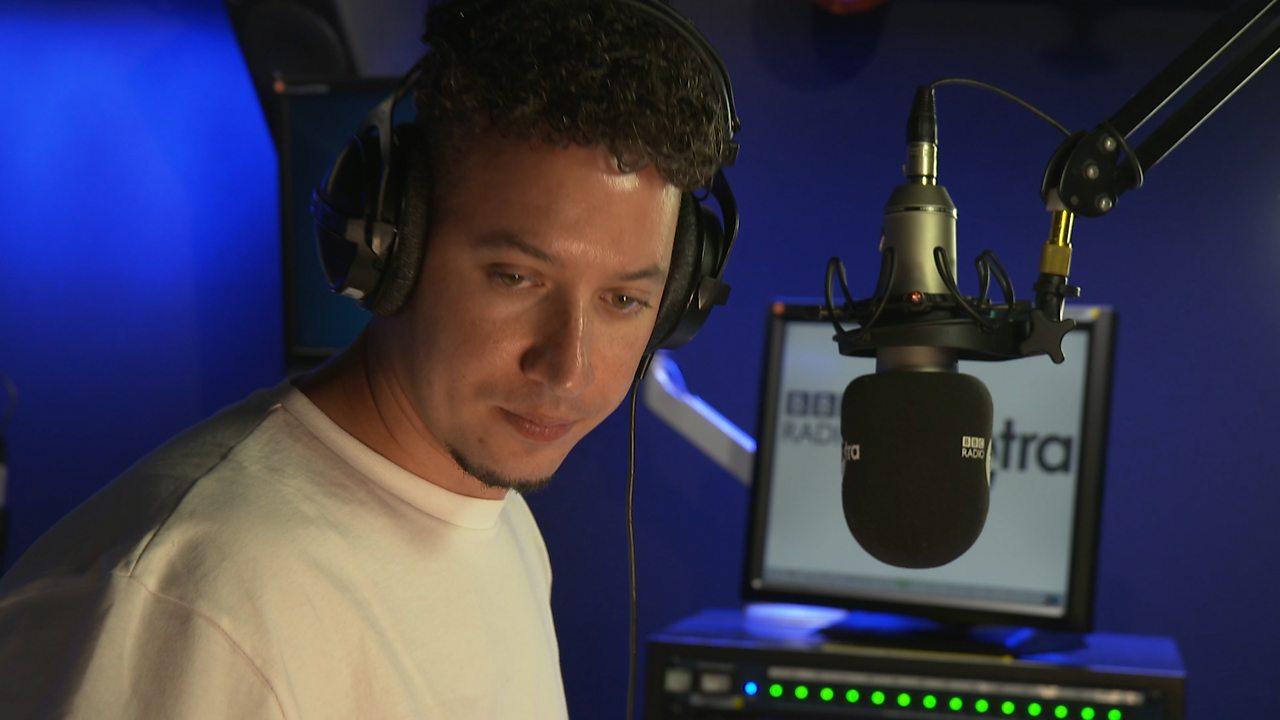 Nick Bright: radio and podcast presenter