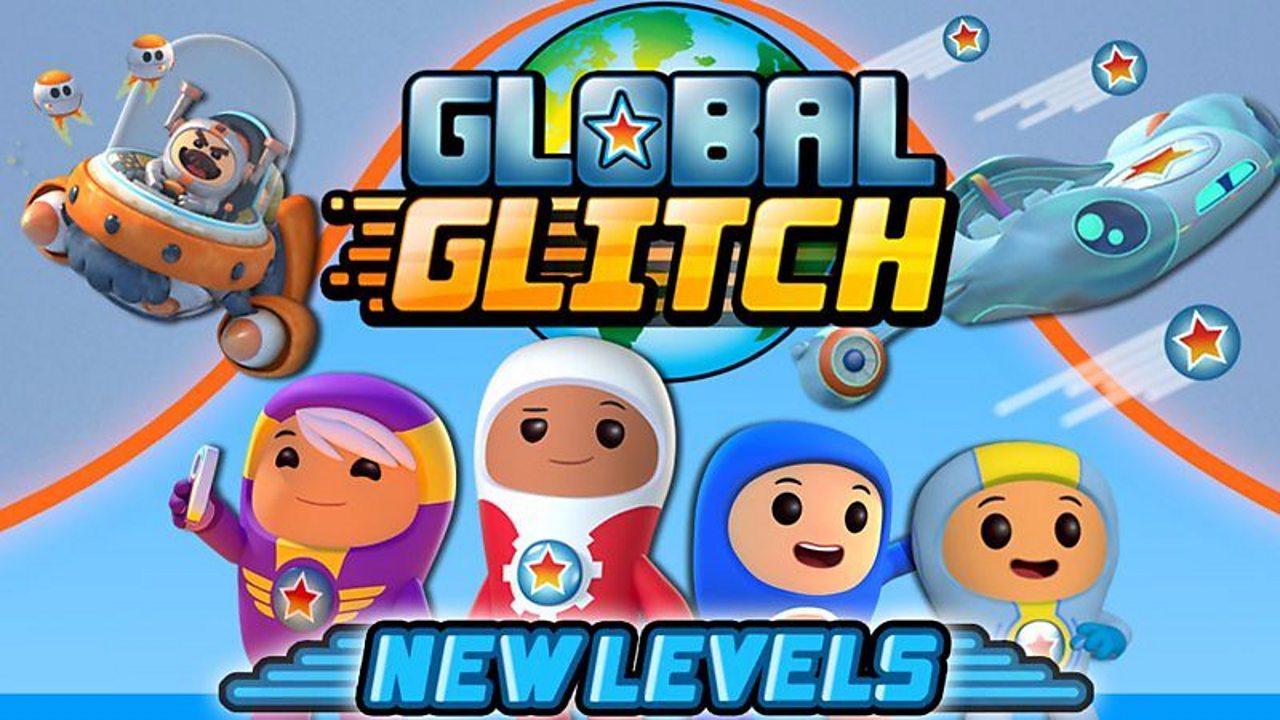 Go Jetters Global Glitch game