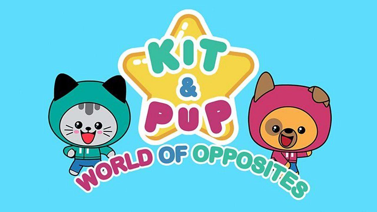 Kit & Pup game
