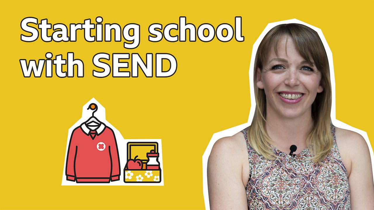 Starting primary school with SEND