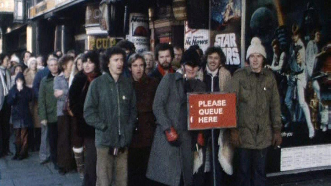 Star Wars in the UK, 1977