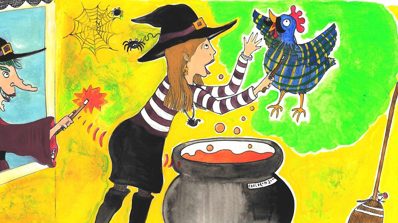 BBC Scotland - Hallowe'en Stories