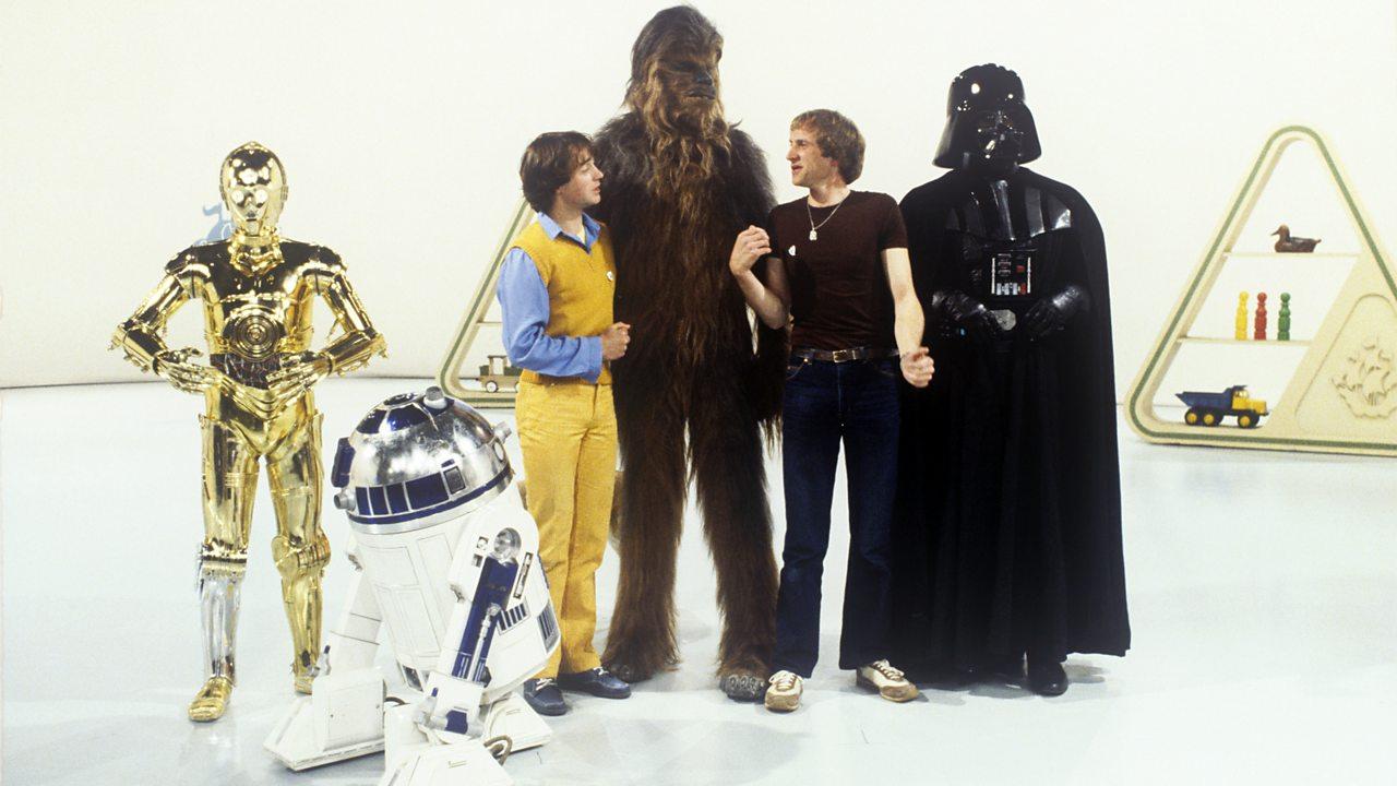 Star Wars at the BBC