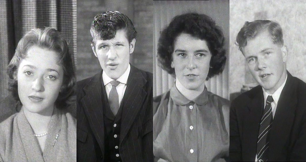 Special Enquiry: Teenagers introduction, 1955