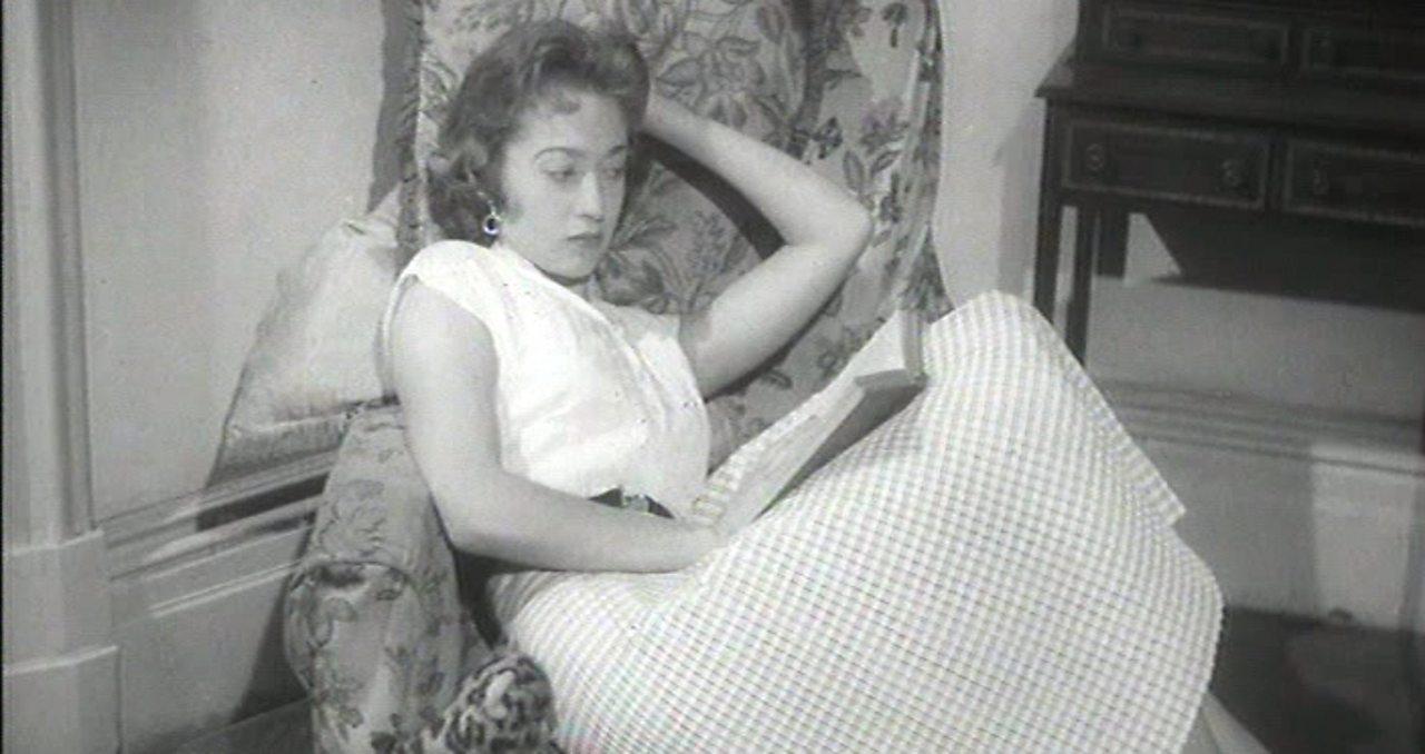 Special Enquiry: the debutante, 1955