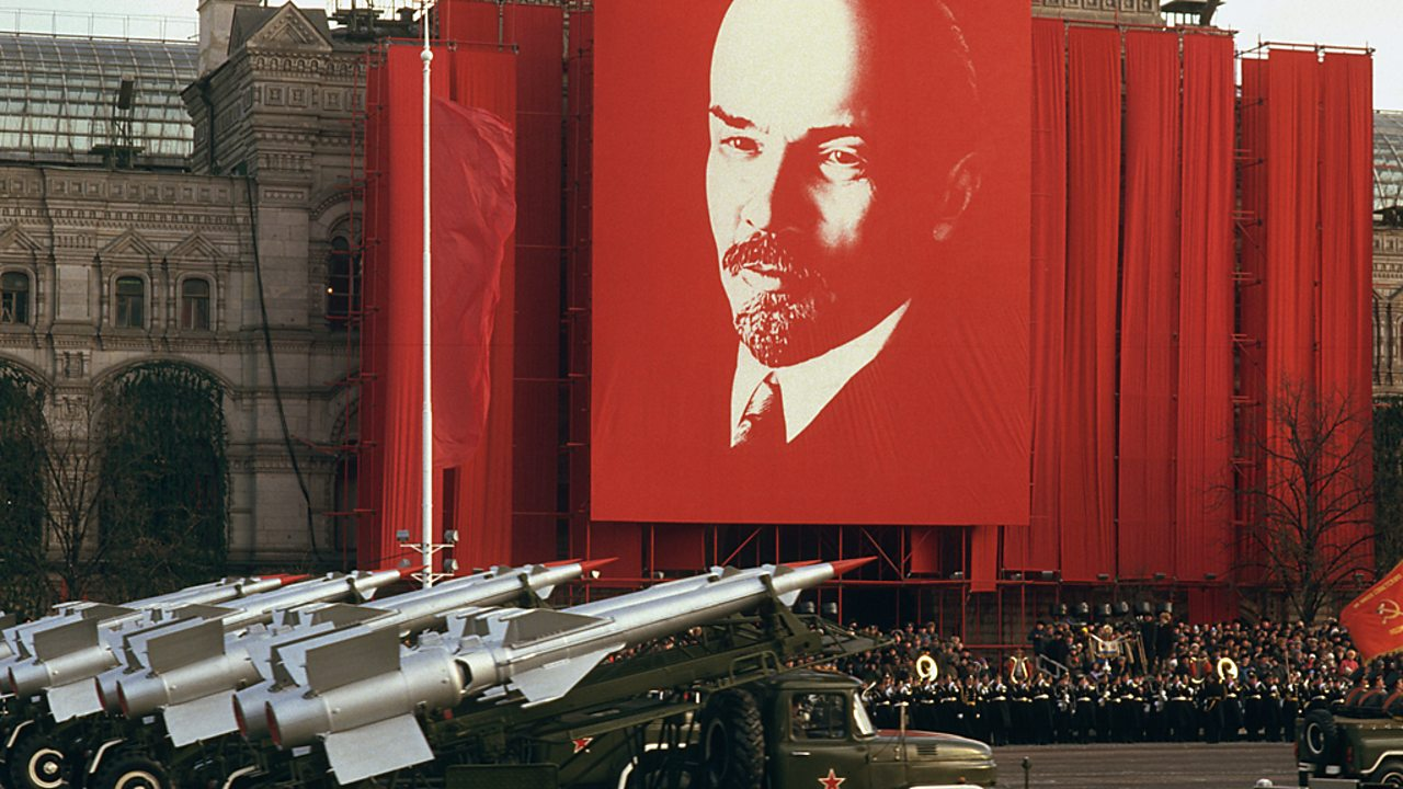 The BBC and the Cold War