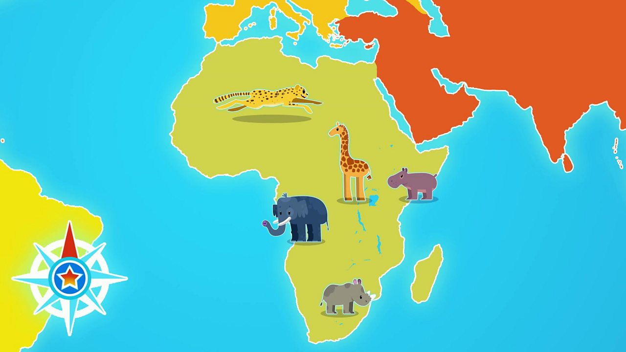Continent of Africa