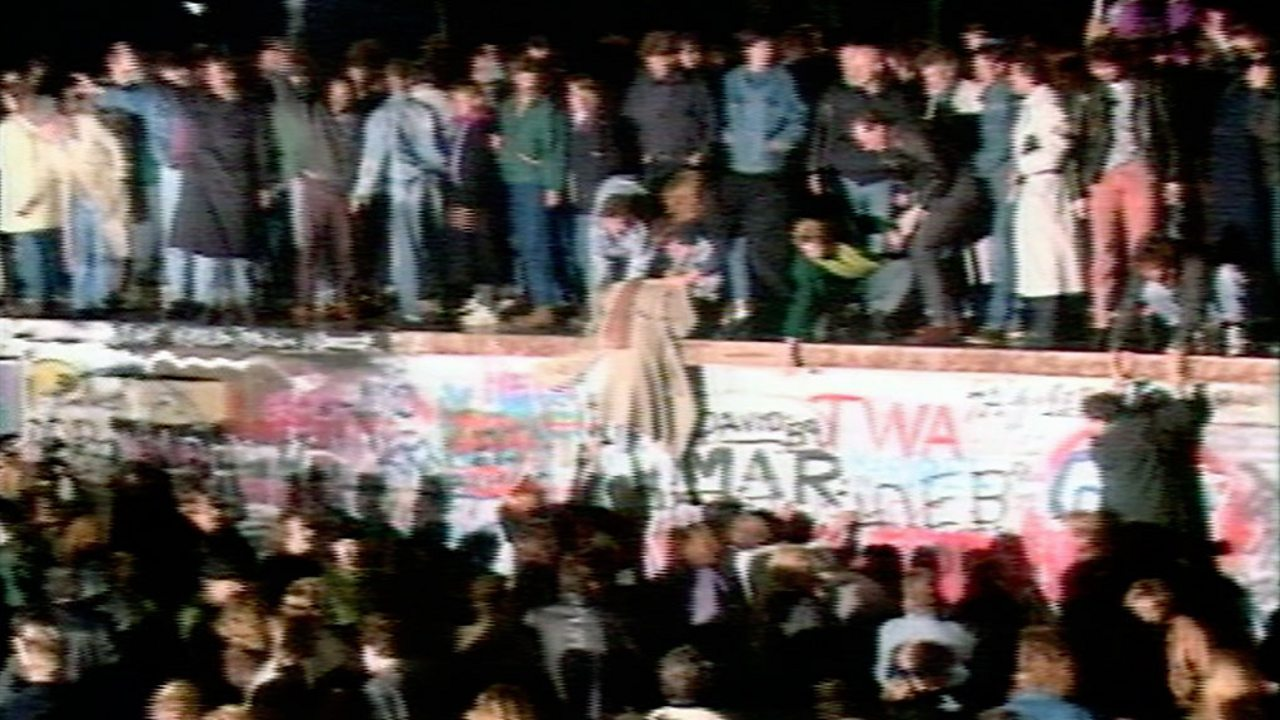 Newsnight - Fall of the Berlin Wall, 1989