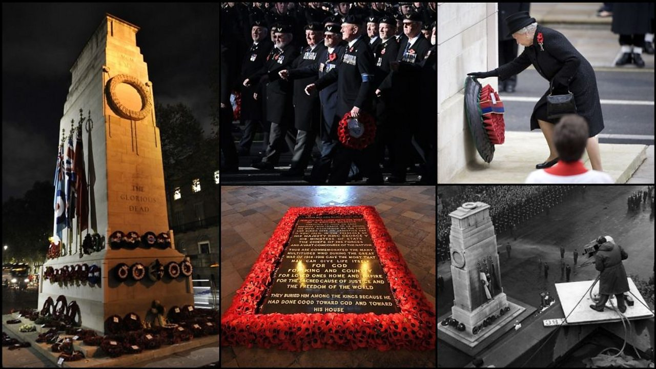 Eight words and phrases which symbolise Remembrance Sunday