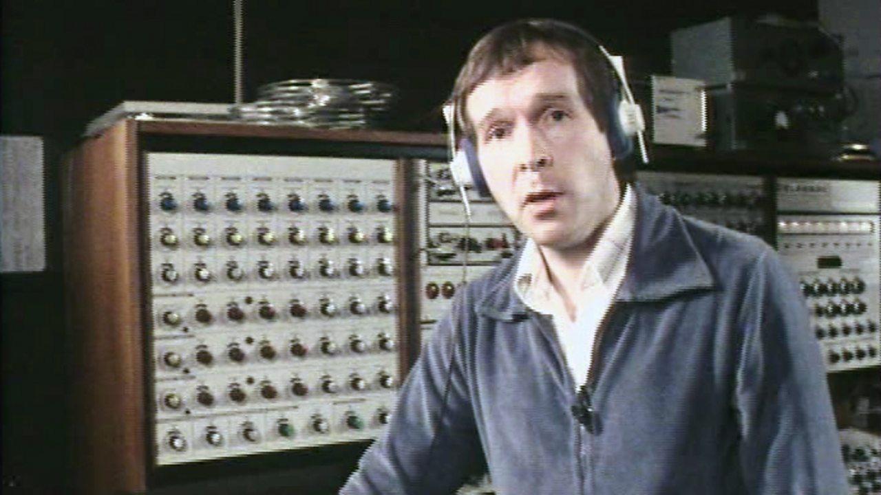 Roger Limb, BBC Radiophonic Workshop, 1976