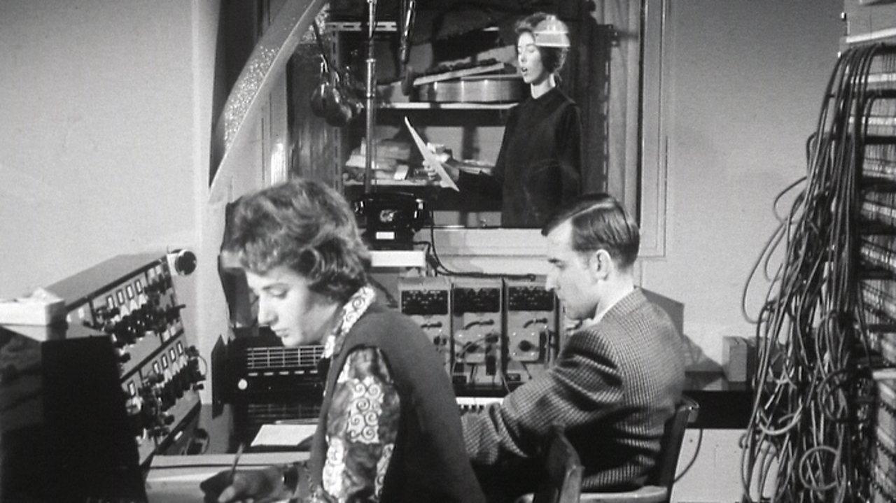 Inside the Radiophonic Workshop, 1962