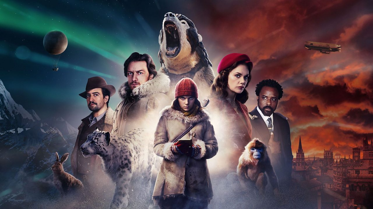 The world of His Dark Materials quiz
