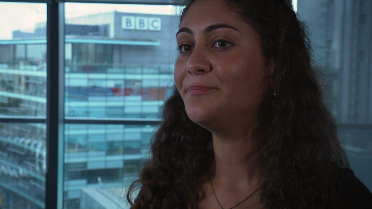 Mona: media researcher at BBC