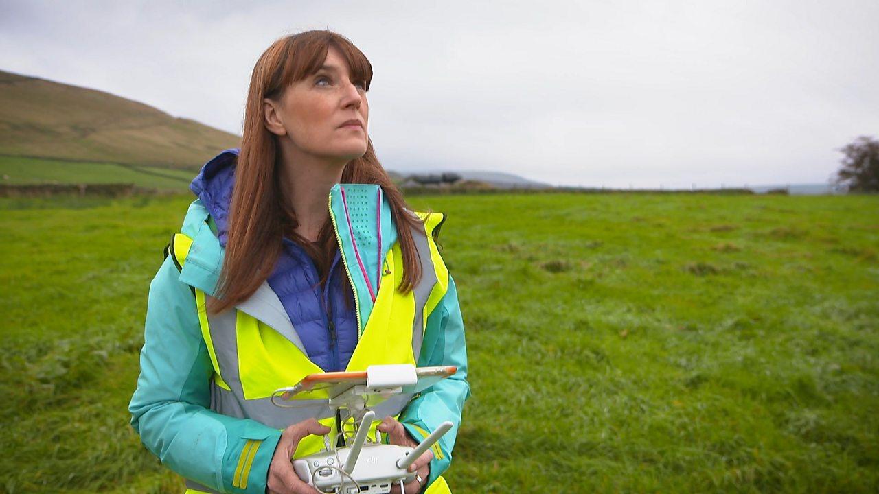 Carys: Drone operator