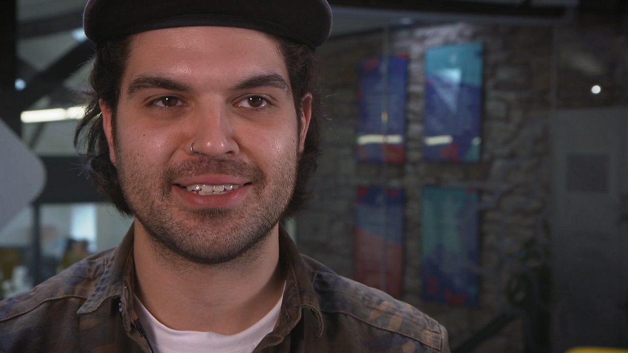 Liam: digital content producer