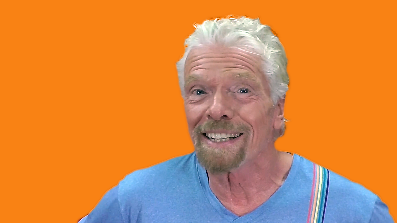 Sir Richard Branson's secrets to success