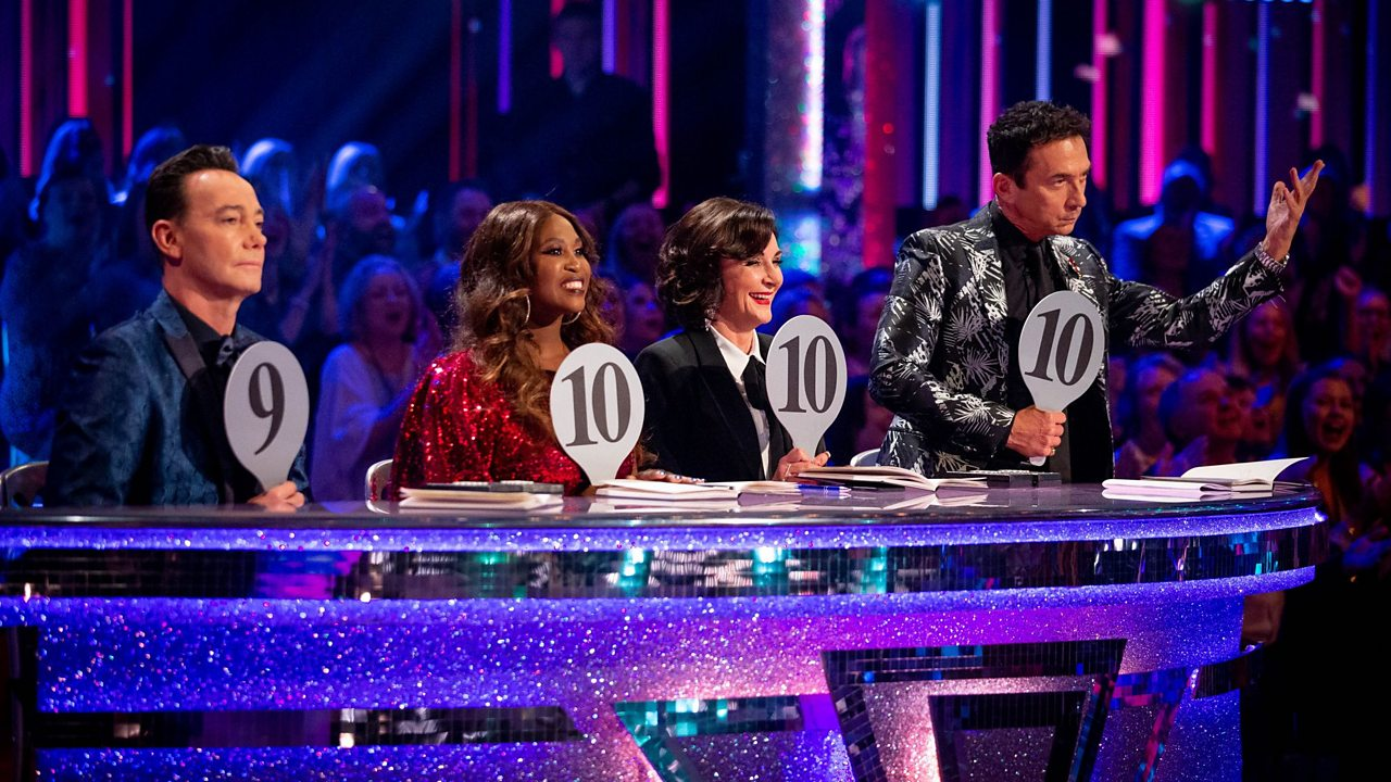 The maths that proves no-one is safe in the Strictly vote