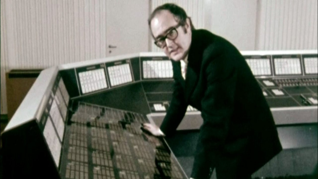 Sweden's electronic music studio, 1970