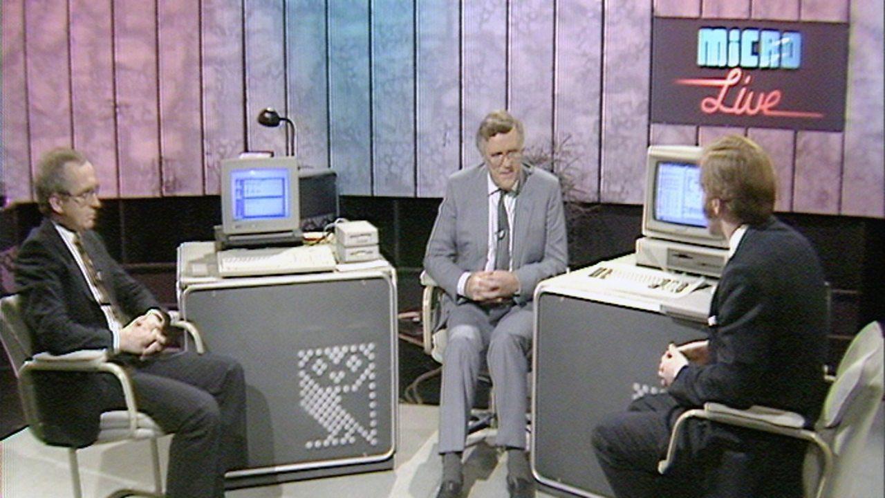 GEM versus Windows - Battle of the GUIs, 1986