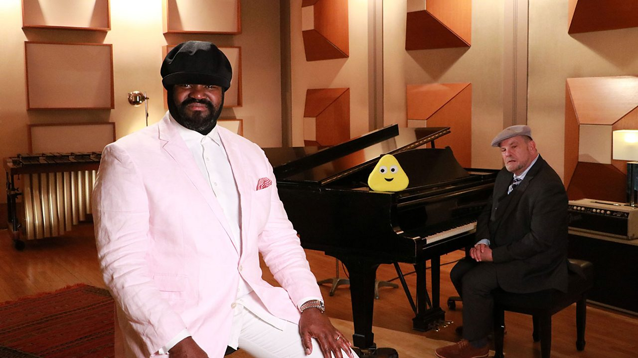 Create your own lullaby with Gregory Porter