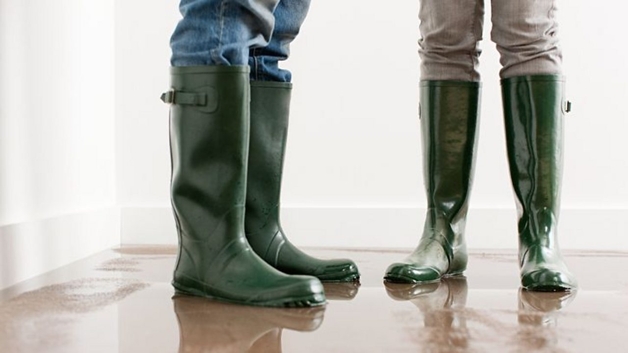 How to be prepared for a flood