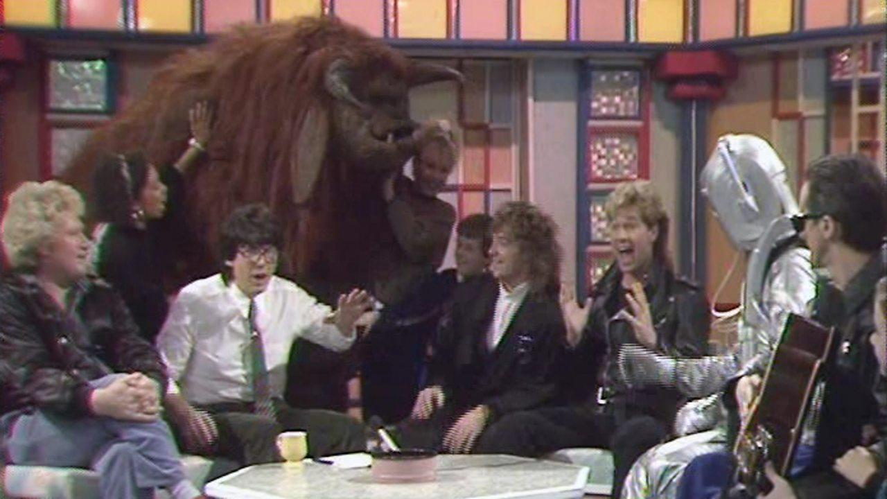 Surreal Pop Panel, 1986