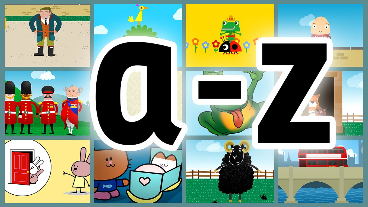 Nursery Rhymes and Songs - A to Z