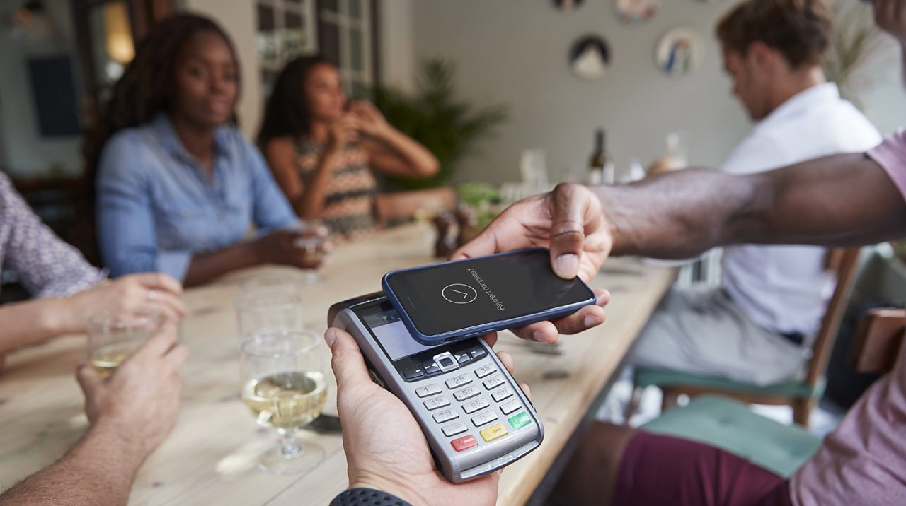 Phone payment