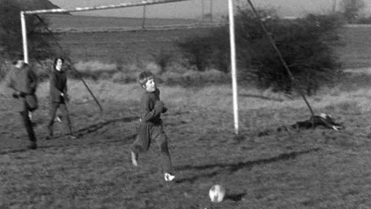 Football scouting - Colin Walker, 1970