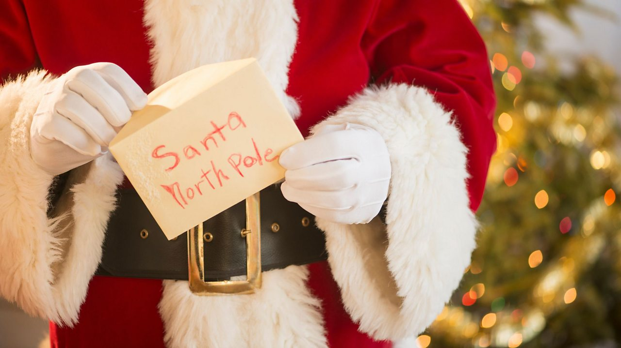 Quiz: Who's that Santa Claus?