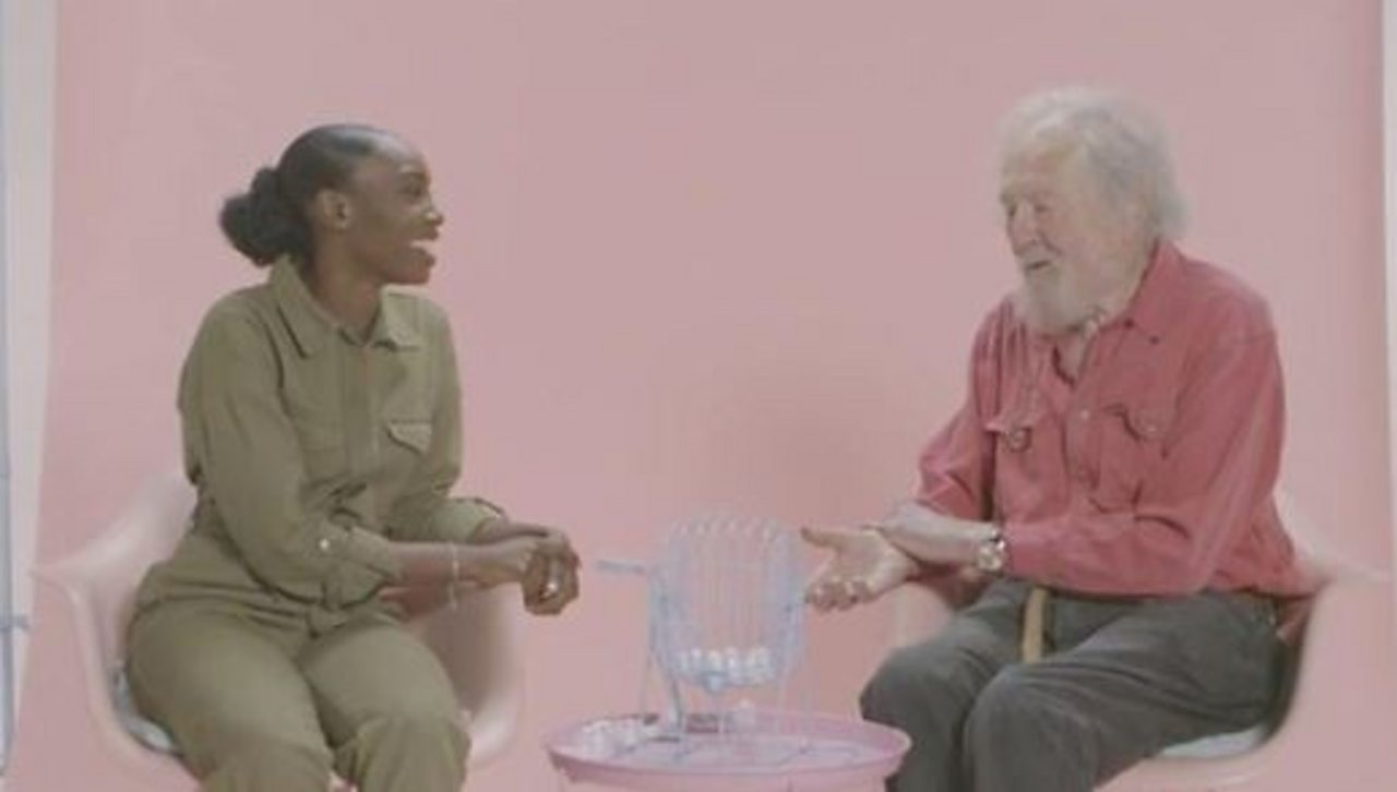 19 to 90: What big life questions would you ask a 90-year-old?