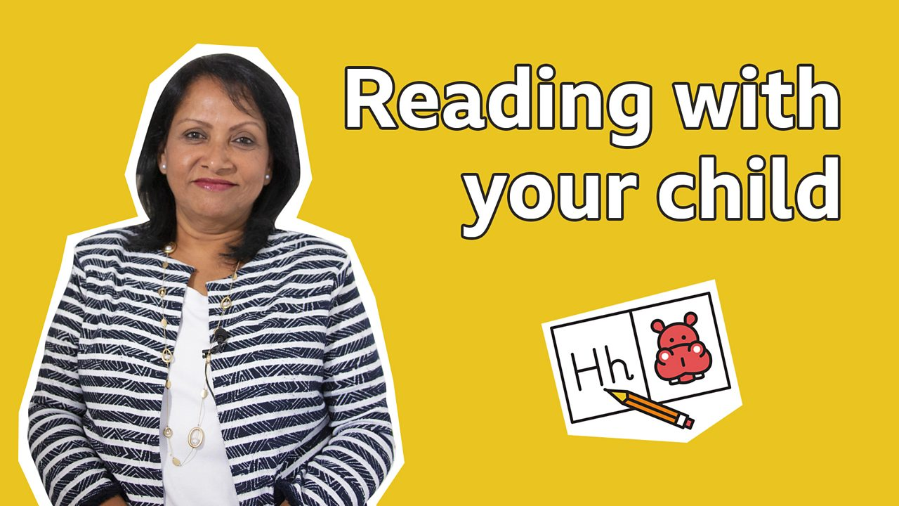 Top tips for reading with your child